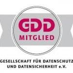 GDD Mitglied im Bereich Datenschutz